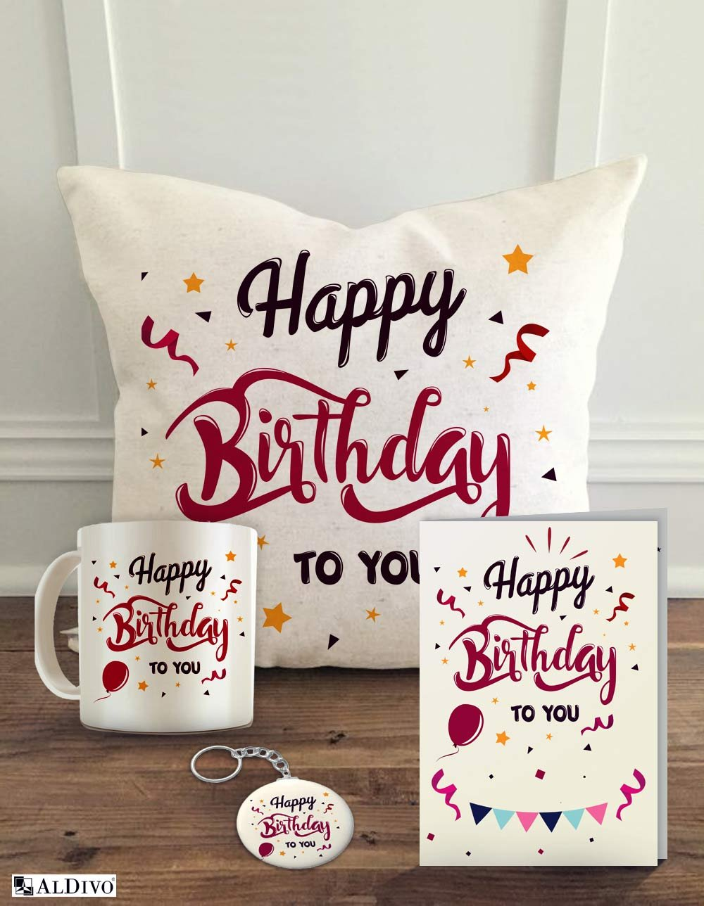 ALDIVO Happy Birthday to You (12  x 12  Cushion Cover with Filler +  sc 1 st  Amazon.in & Birthday Gift for Boyfriend: Buy Birthday Gift for Boyfriend Online ...
