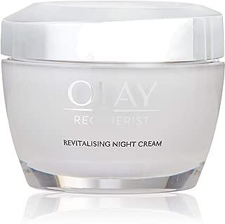 Olay Regenerist Advanced Anti-Ageing Revitalizing Night Skin Cream,  50g