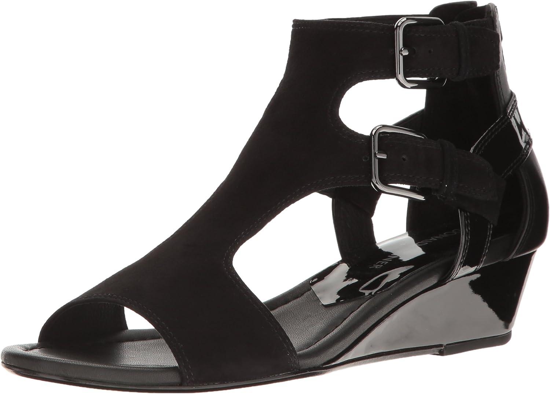Donald J Pliner Womens Eden-ks26 Wedge Sandal