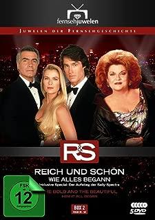 Reich und Schön - Box 2: Wie alles begann, Folgen 26-50 (Fernsehjuwelen) [Alemania]