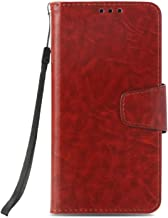 DENDICO Cover iPhone 6 6S Custodia in Pelle a Libro Flip