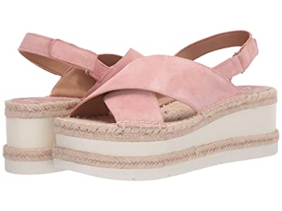 Marc Fisher LTD Gandy (Light Pink Suede) Women
