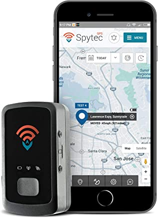 SpyTec STI_GL300 Mini Portable Real Time Personal and Vehicle GPS Tracker