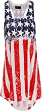 Best american flag open back tank top Reviews