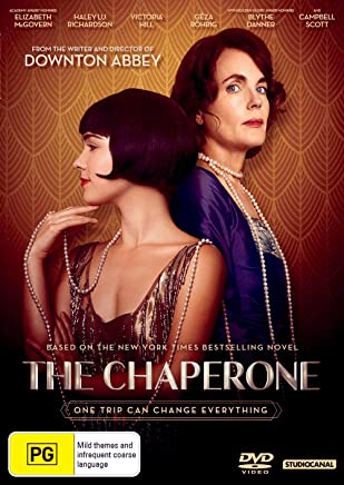 The Chaperone (2018) (DVD)