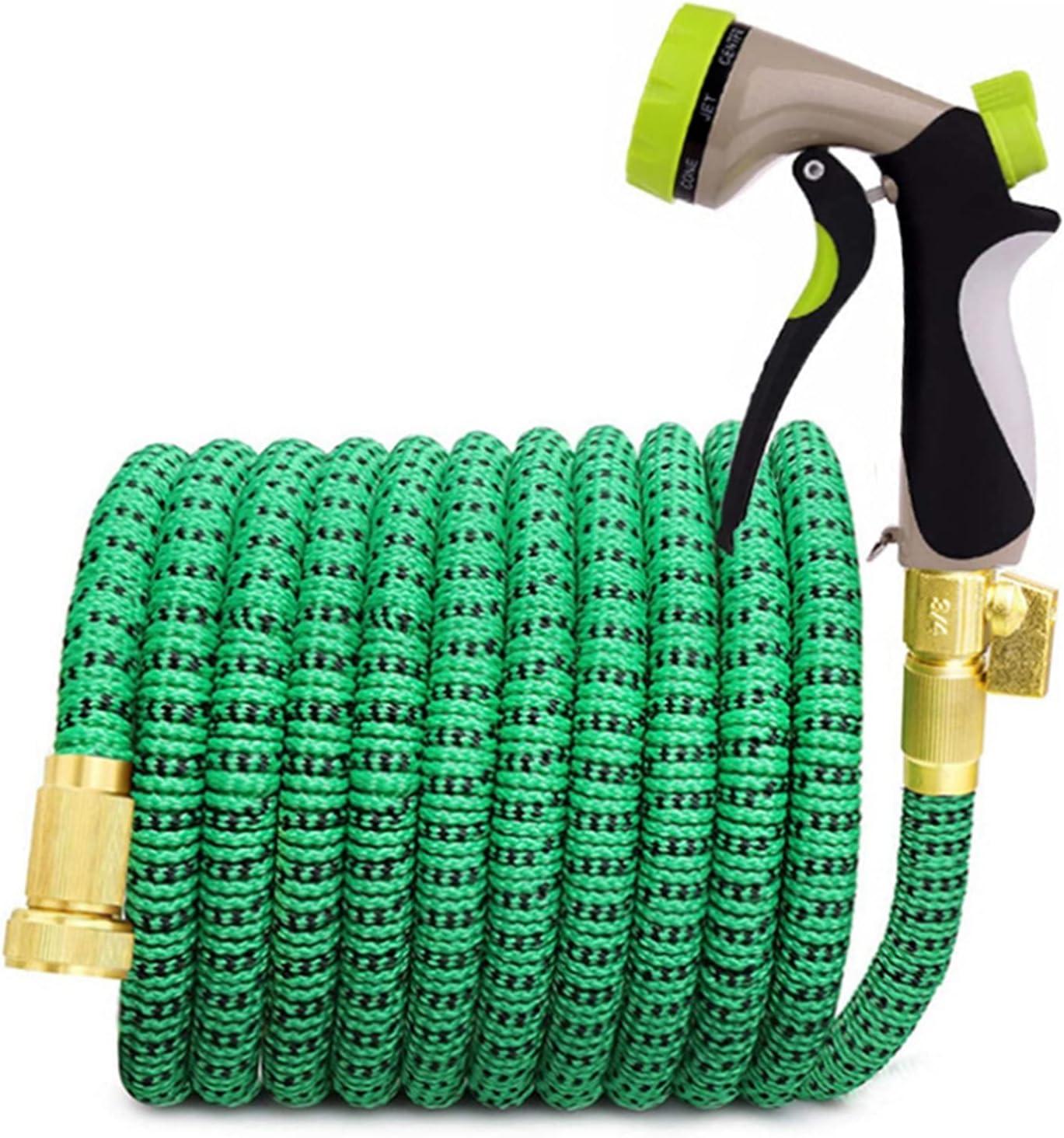 Daily bargain sale Garden Hose Manufacturer OFFicial shop Pipe Expandable Leakproof Duty Heavy Flexible