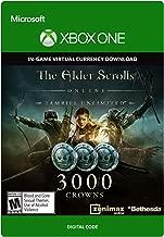 The Elder Scrolls Online Tamriel Unlimited Edition 3000 Crowns - Xbox One Digital Code