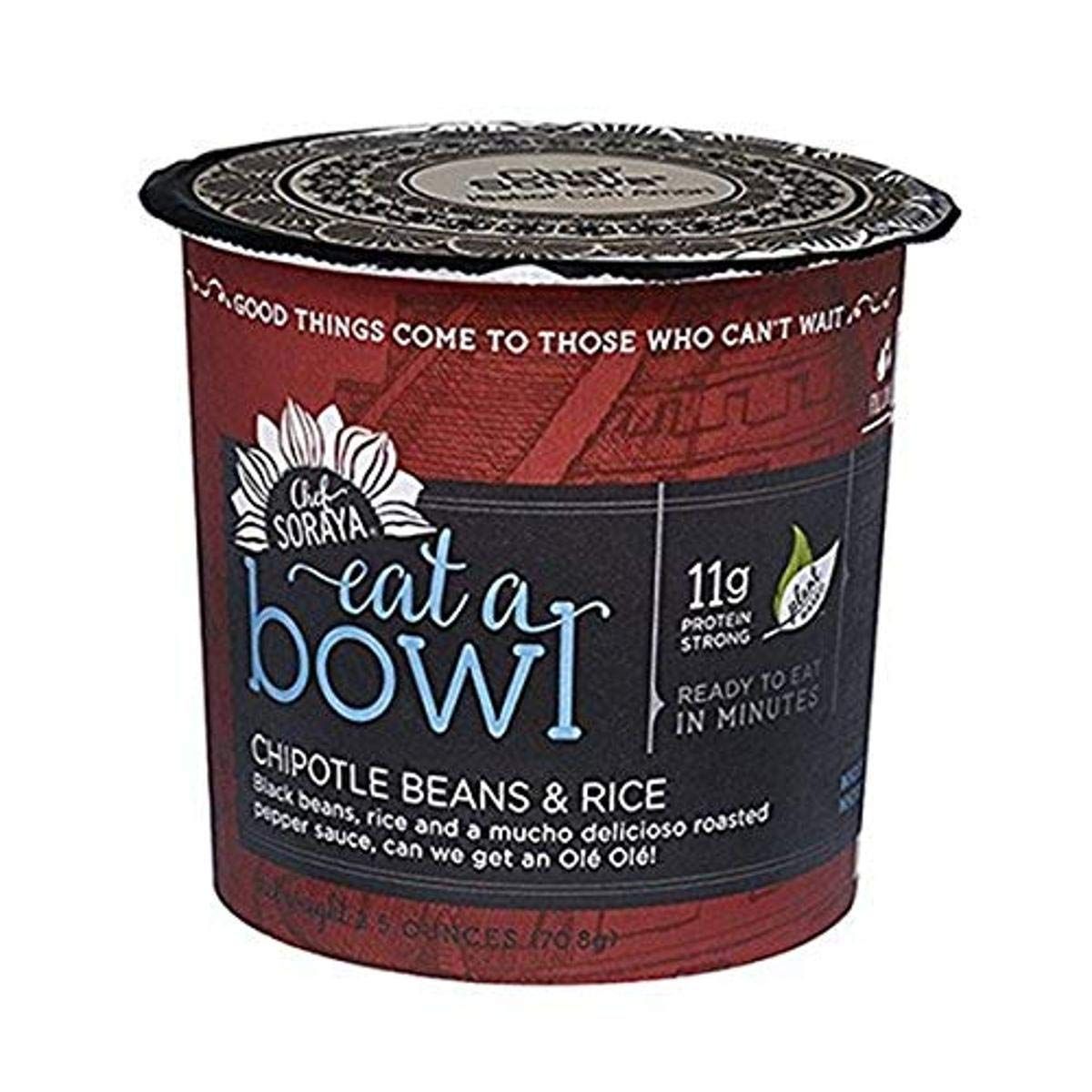 Chef Max 43% OFF Soraya Chipotle Black Meal Rice Bowl Max 65% OFF Bean