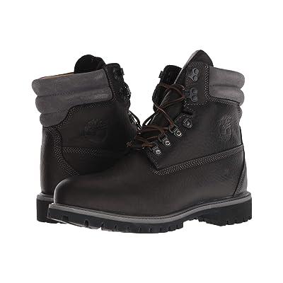 Timberland 6 Premium Waterproof Boot (Black Highway) Men
