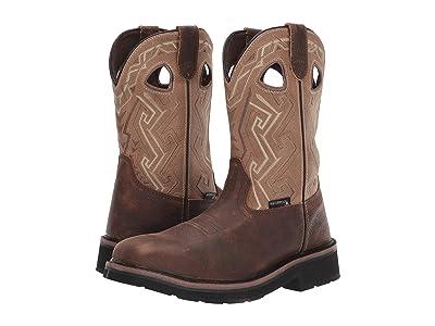 Wolverine Rancher Aztec Steel-Toe Wellington Work Boot (Bone) Men