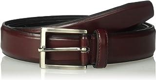 Florsheim Men's Carmine 33mm Dress Casual Leather Belt