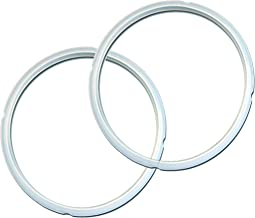 Genuine Instant Pot Sealing Ring 2 Pack Clear 5 or 6 Quart