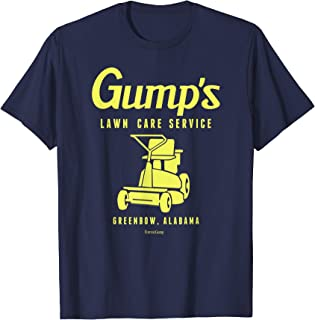 Forrest Gump Lawn Care Service T-Shirt