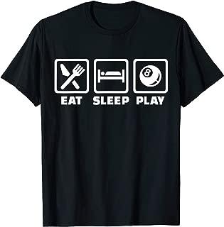 eat sleep play t shirt