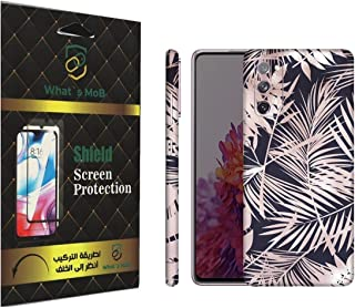 For SAMSUNG Galaxy S20 FE back full skin Girls 02 soft felling Hd print by whats mob (Not Cover)