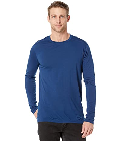 Smartwool Merino 150 Base Layer Long Sleeve (Indigo Blue) Men