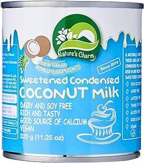 Nature'S Charm Leche De Coco, Condensada Y Azúcarada 320 g