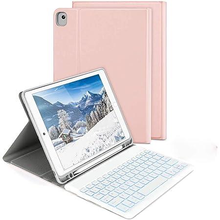 Jelly Comb Funda con Teclado Español para iPad 10.2