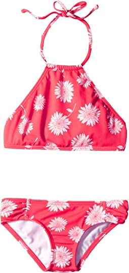 Daisy Day High Neck Set (Little Kids/Big Kids)