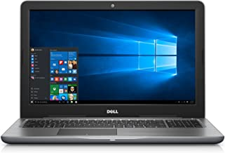 Dell Inspiron 15.6in FHD Laptop (7th Generation Intel Core i7, 16GB RAM, 1 TB HDD, AMD Radeon R7 M445 Graphics) (i5567-7292GRY) (Renewed)