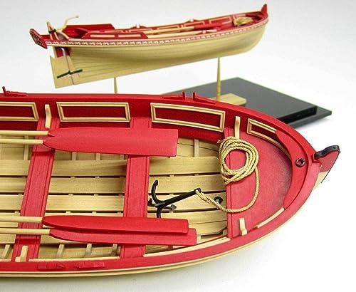 Model Shipways English Pinnace 1 24 Ship Kit MS1458 SALE - Model Expo by Model Expo