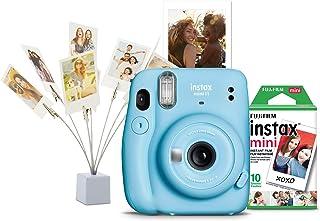 Fujifilm Instax Mini 11 Bundle – Azul Cielo