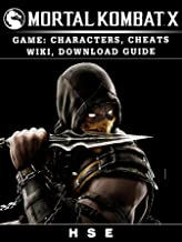 Mortal Kombat X Game: Characters, Cheats, Wiki, Download Guide