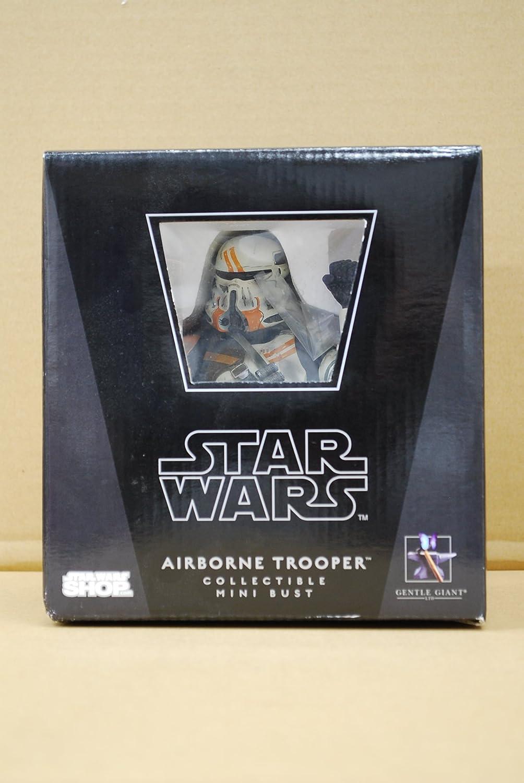 gran selección y entrega rápida Estrella Wars Airborn Trooper Trooper Trooper Collectible Mini Bust from Gentle Giant Studios  ventas directas de fábrica