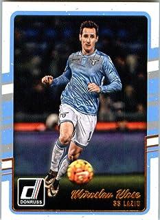 2016 Donruss #166 Miroslav Klose SS Lazio Soccer Card