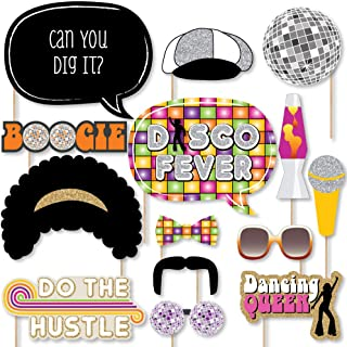 Best free printable 70's photo booth props Reviews