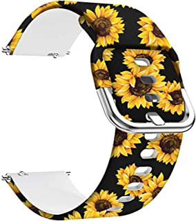 Ekezon 22mm Watch Band Compatible with Samsung Galaxy Gear S3 Frontier Gear S3 Classic Watch Bands, Galaxy Watch 3 45mm, G...