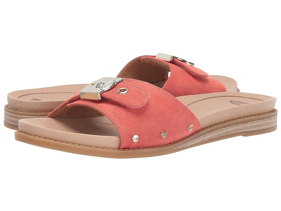 Dr. Scholl's Originalist (Passion Red Microfiber) Women's Shoes