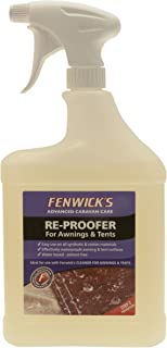 Fenwick 1813C Awning and Tent Reprooofer, 1 Liter