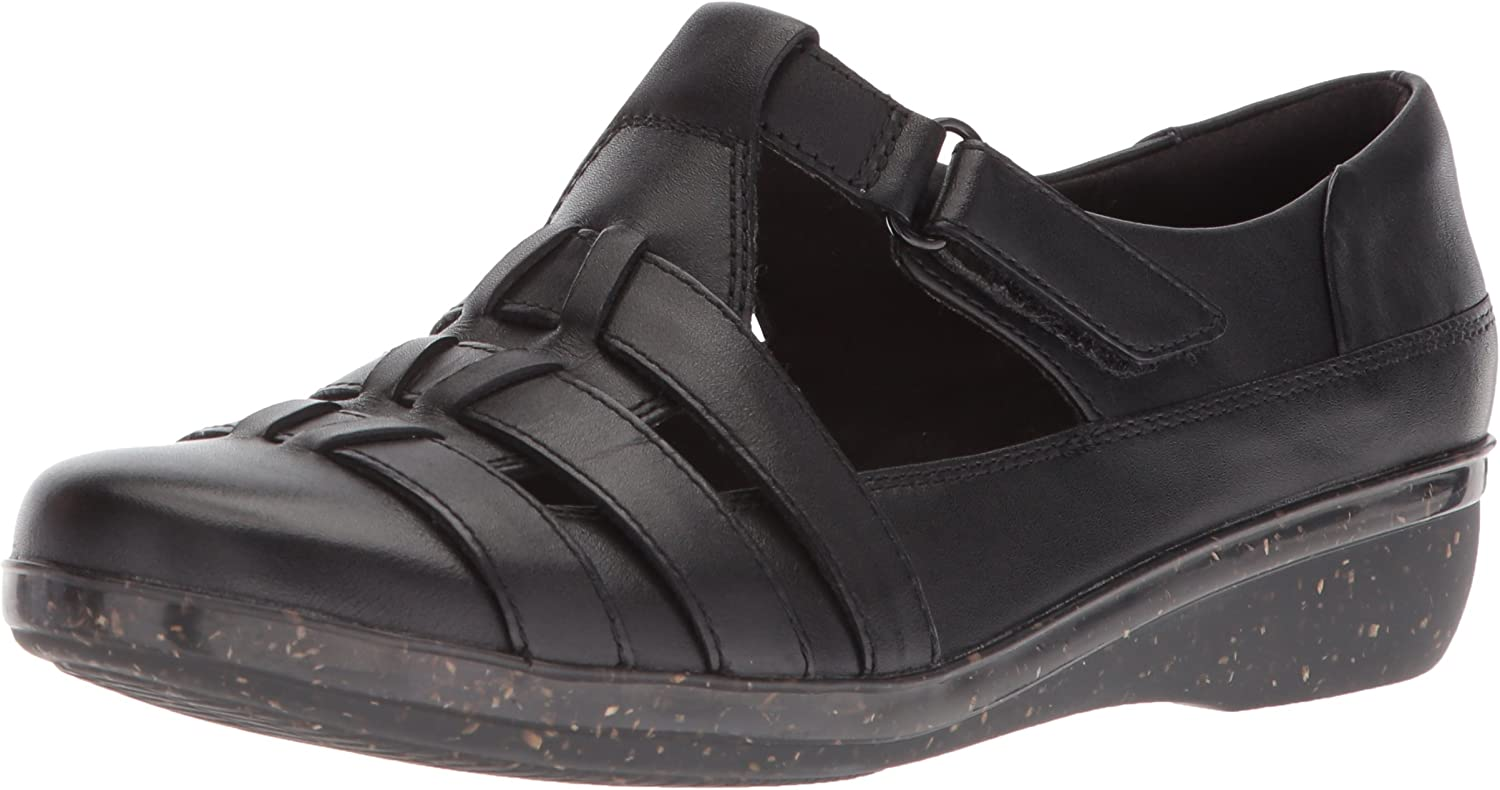 Clarks Womens Everlay Cape Loafer