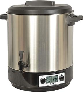 Robby - steri pro inox xl lcd - St'rilisateur 'lectrique lcd avec robinet et minuteur 31l 2000w inox