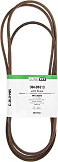 Surefit Deck Drive Belt for John Deere Replaces M158131 M154296 Eztrak Z425 Z435 Z445 Lawn Mowers