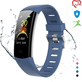 BingoFit Kids Fitness Tracker with Heart Rate Monitor,...
