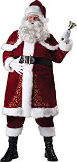 old world santa costume