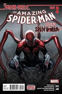 AMAZING SPIDER-MAN (2014) #10 VF/NM SPIDER-VERSE PART 2