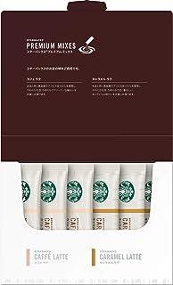 ネスレ スターバックス プレミアム ミックス ギフト 6本入り【カフェ ラテ、キャラメル ラテ 各3本】