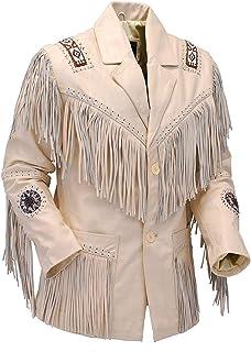 92dad96d4 Amazon.com: Ivory - Leather & Faux Leather / Coats, Jackets & Vests ...