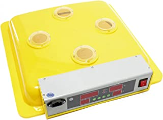 WilTec Pieza de Repuesto Cubierta automática de incubadora, Incl. sensores Ventilador