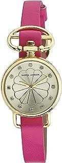 Laura Ashley Women's LA31001YG Analog Display Japanese Quartz Pink Watch