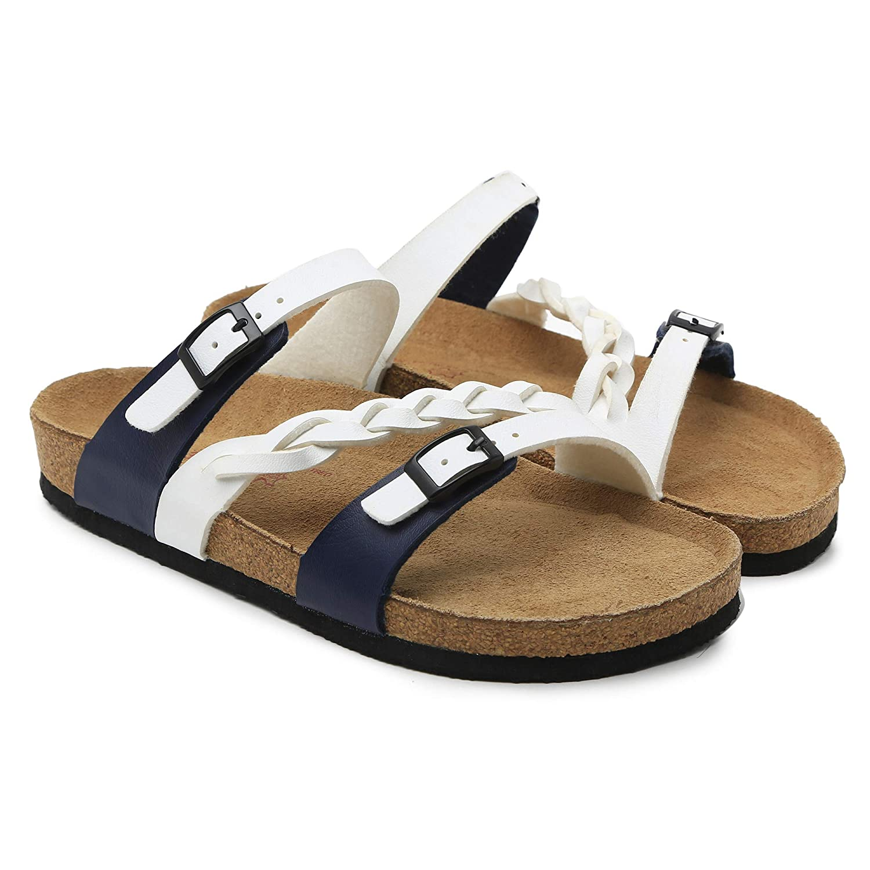 Buy Cygna by Ruosh Women's Slippers at