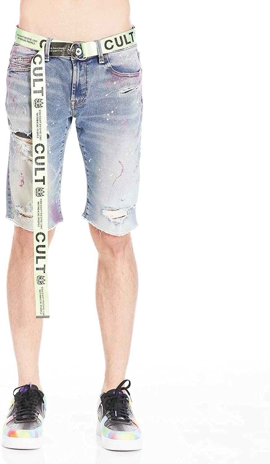 Cult of Individuality Men's Shorts