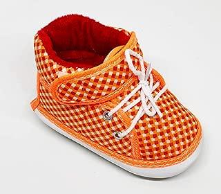 LOOKKS Kid's Multi-Coloured Canvas Shoes