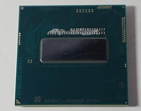 Intel Core i7 Mobile Processor i7-4700MQ 2.4GHz 6MB Socket G3 CPU, OEM - OEM