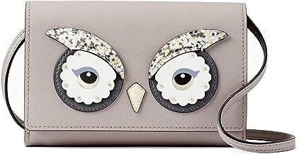 Kate Spade star bright owl summer Crossbody Bags Women's Leather Handbag