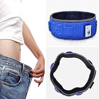 Electric Slimming Belt X5 Times Vibration Massage Weight Lose Belt Burning Fat Lose Weight Shake Belt Waist Trainer for Men & Women