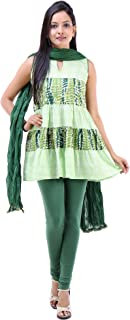 Vastra Vinod Women's Casual Wear Exquisite Cotton Ethnic Set